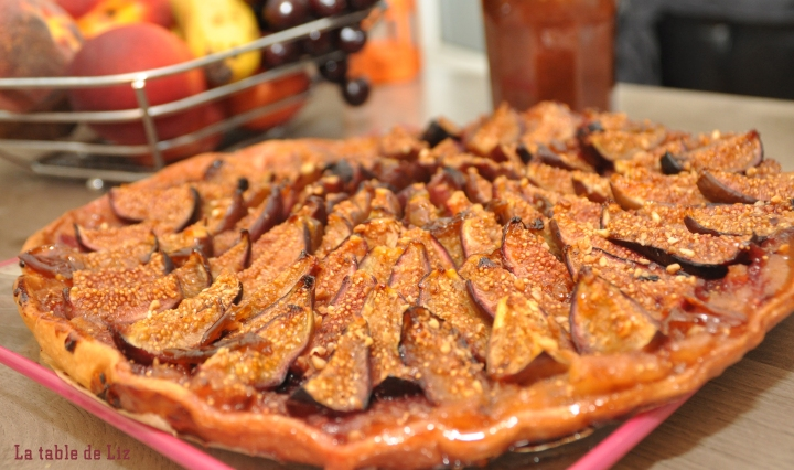 Tarte aux figues la-table-de-liz