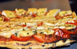 tarte tomate camembert et fromage de chevre la-table-de-liz