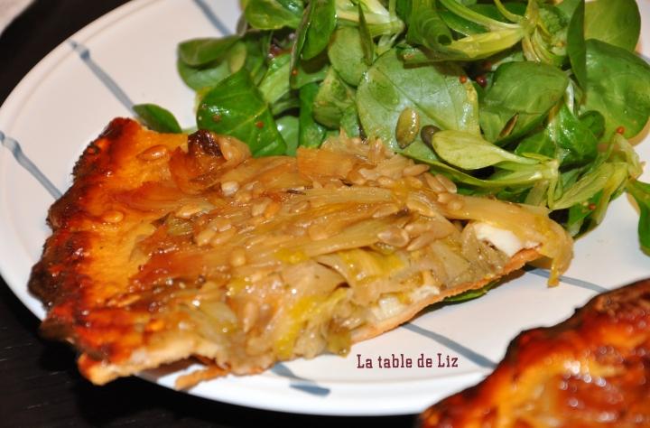 recette végétarienne de La Table de Liz