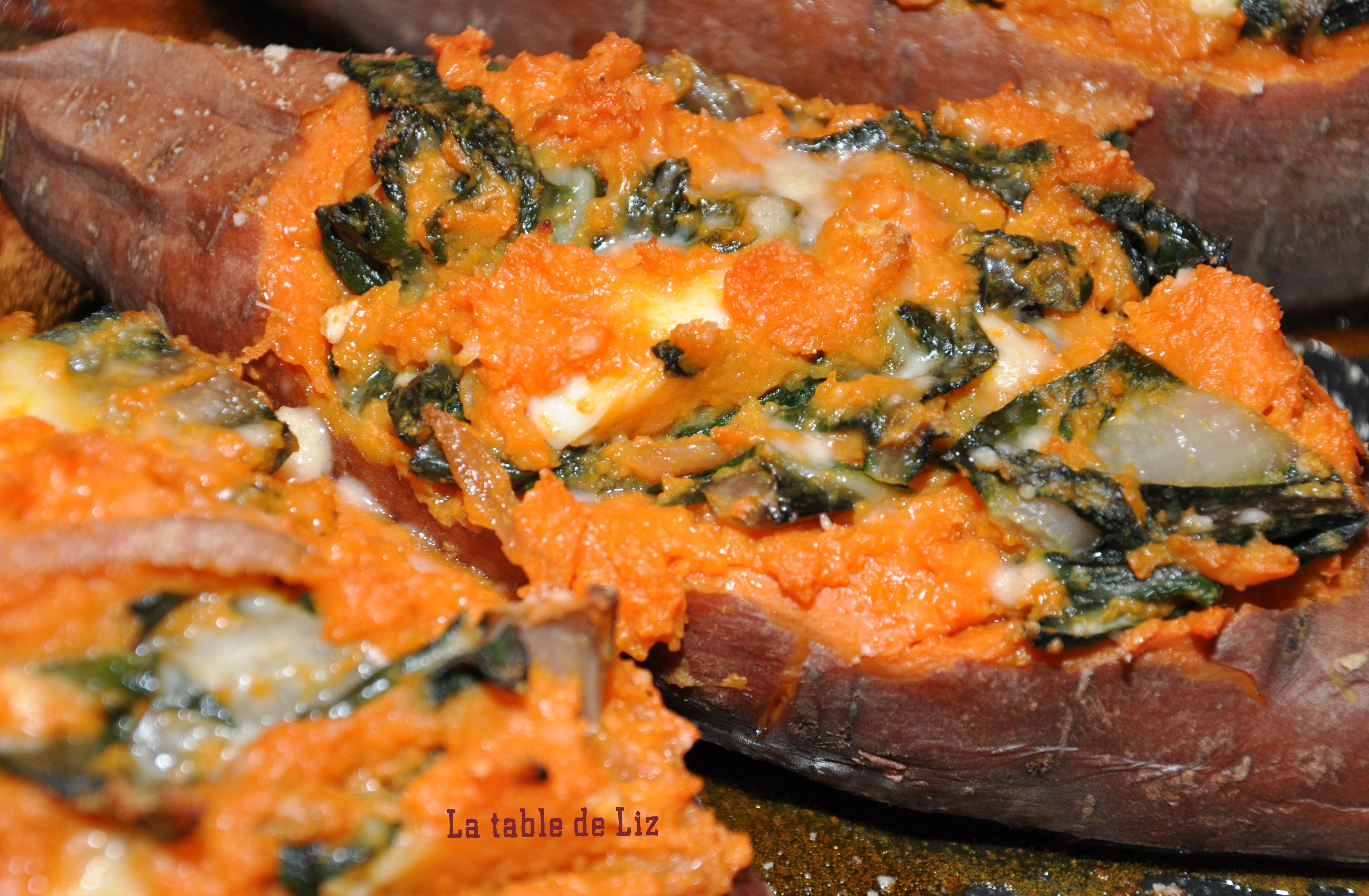 patates-douces-farcies-aux-feuilles-de-blettes-detail
